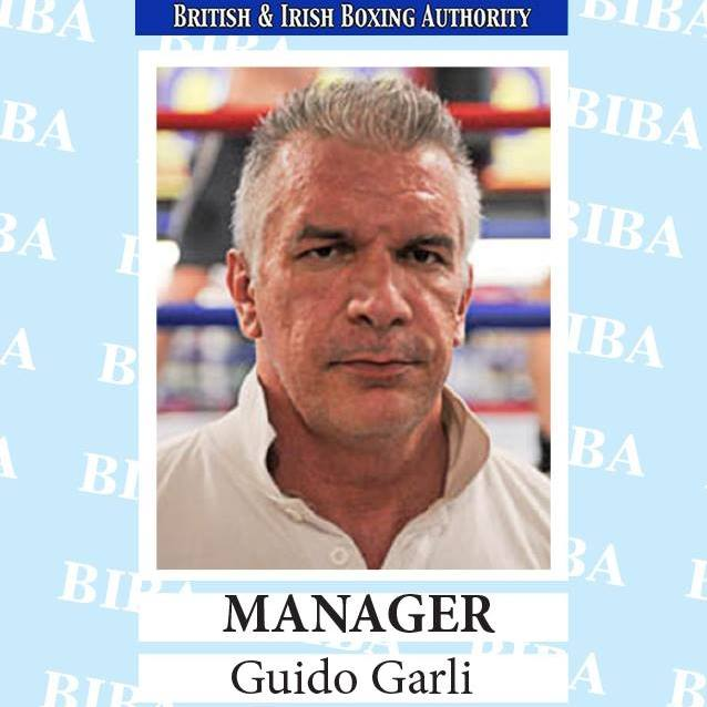 CEO Italian Authority of Boxing